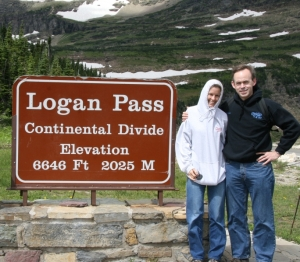Susie and Me Logan Pass